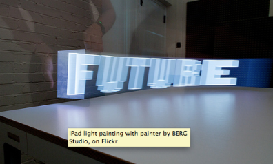 3D Light forms